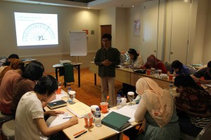 Workshop GRS I