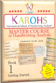 course master of handwriting analysis
