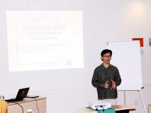 Workshop Graphology for Recruitment and Selection (2&3 Feb 13) (14)e