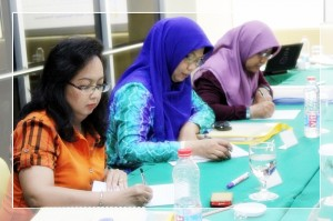 Workshop Graphology for Recruitment - 6&7 April 2013 - (Hotel Marcopolo) (1)