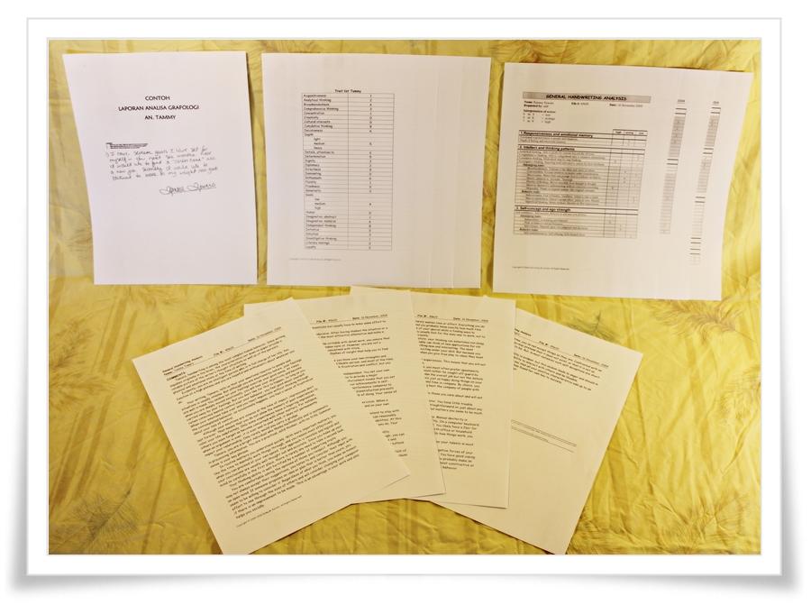 Modul 3 meliputi analisis umum dan secara khusus mengajarkan bagaimana