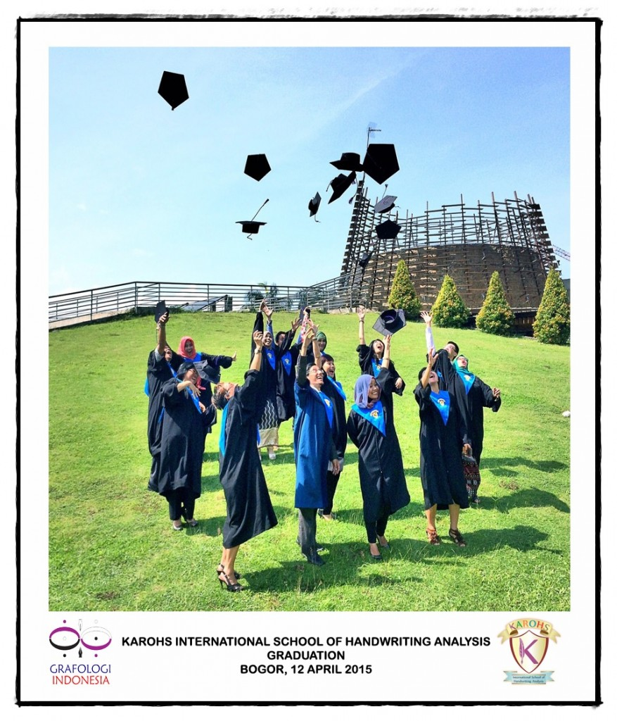 Bogor Graduation 12 April bingkai