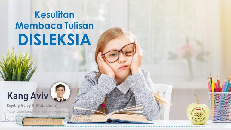 dyslexia disleksia dan grafoterapi